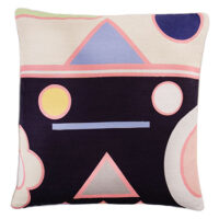 Pluto Extra Large Linen Cushion