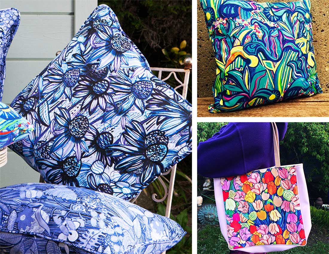 Pattern Observer: Lisa Todd Designs