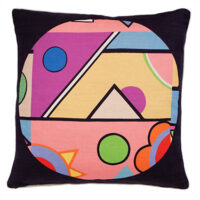 Eclipse Extra Large Linen Cushion