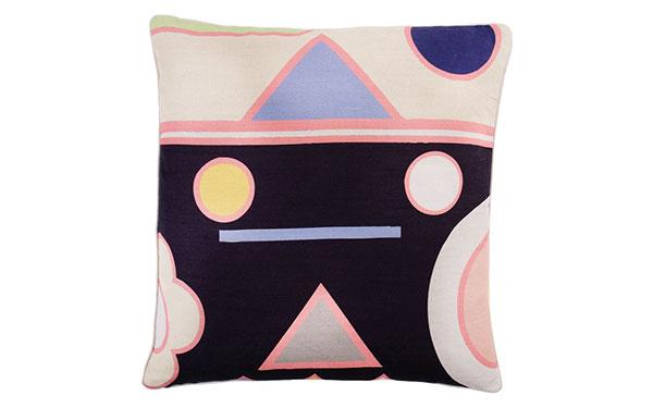 Pluto Extra Large Linen Cushion