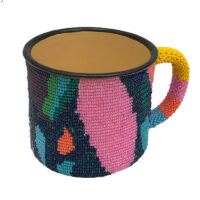 UBUNTU COLLECTION - Beaded Mug 02