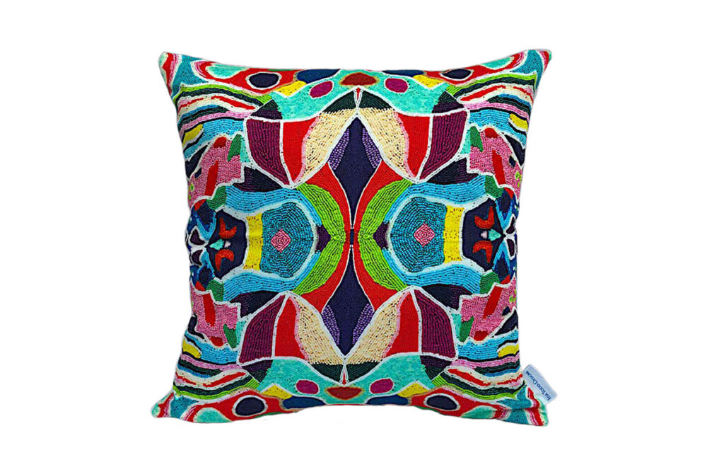 UBUNTU COLLECTION - Cushion 'Beauty'