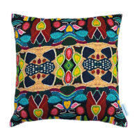 UBUNTU COLLECTION - Cushion 'Happiness'